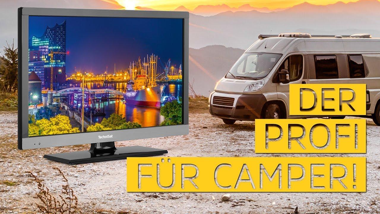 Video: TECHNILINE PRO | Der Profi für Camper | 12-Volt-Anschluss | TechniSat