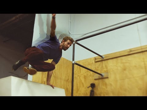 Parkour Fundamentals: Landing and Rolling