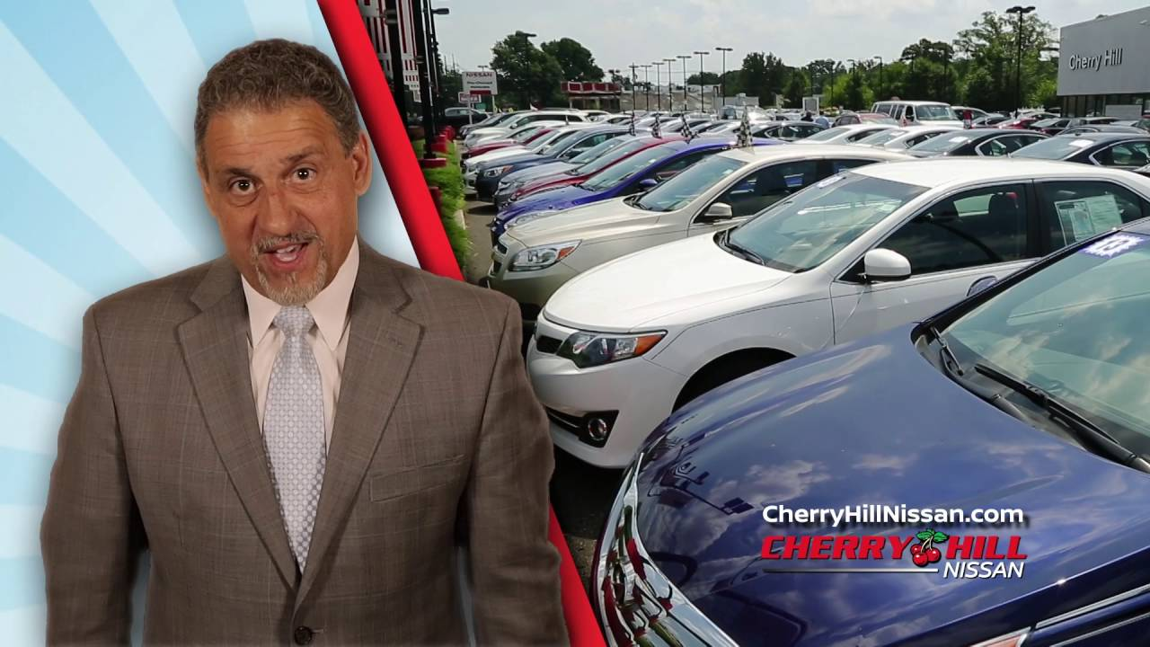 cherry hill nissan - pre-owned - youtube
