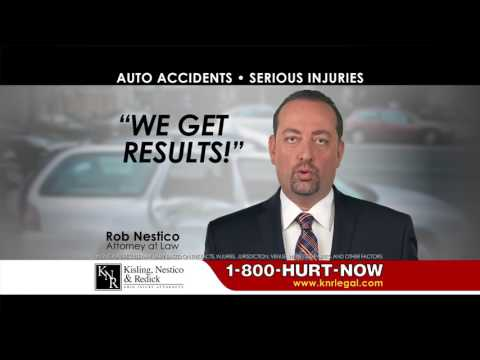 Reason #1 For Calling Kisling, Nestico & Redick After an Accident: RESULTS | 1-800-HURT-NOW