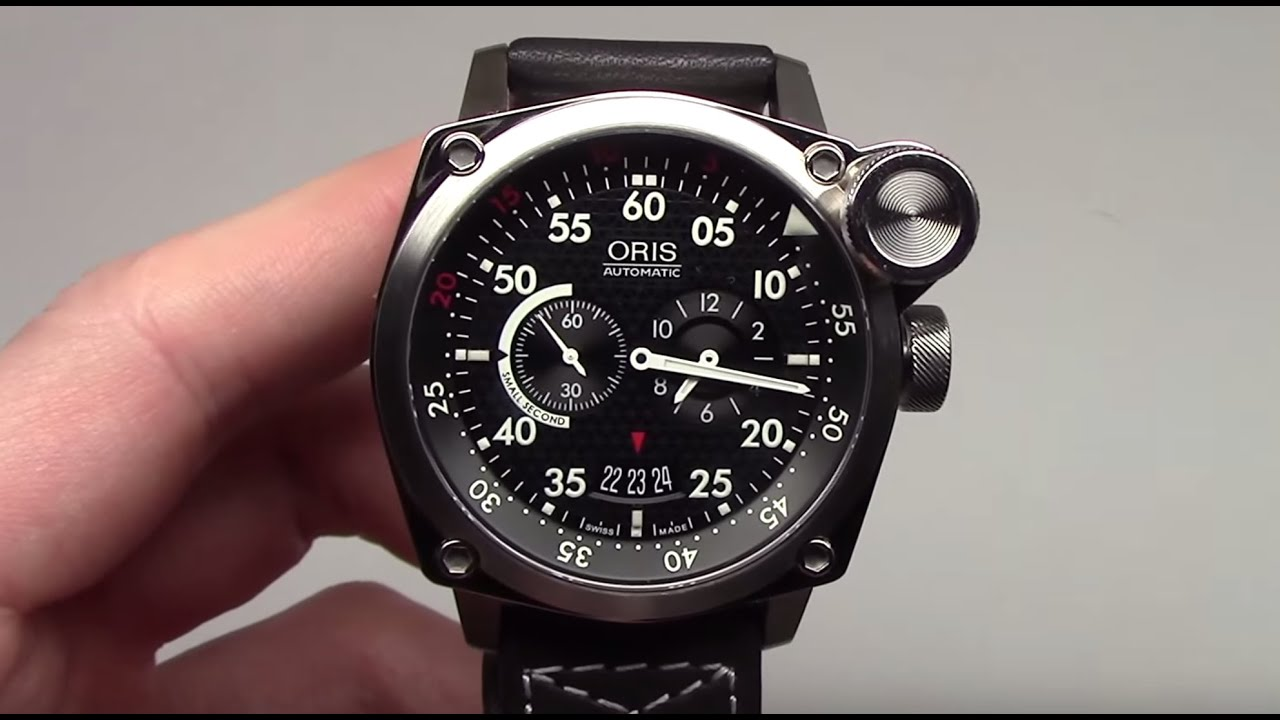 big rag crown ls time watches watch image le set mens oris main products edition hb pointer date plus limited machine d
