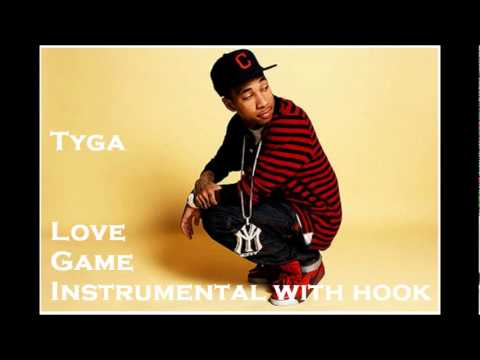 Tyga - Love Game Instrumental With Hook