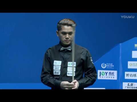 Denis Grabe (EST) VS Jeffrey Ignacio (PHI) - 2017 World Chinese 8 Ball Masters Grand Final