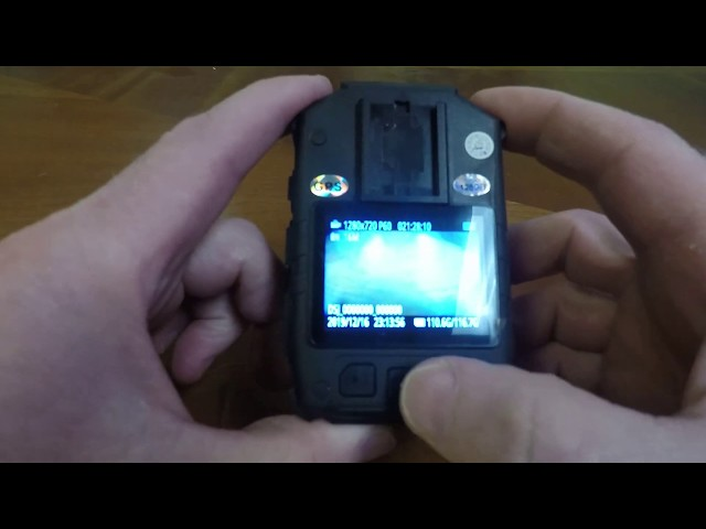 Bodycam for Home Inspections