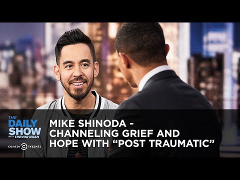 "Mike Shinoda - Channeling Grief And Hope With ""Post Traumatic"" 