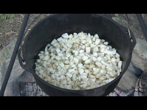Easiest Lard Rendering Video Ever (With Cracklins!)