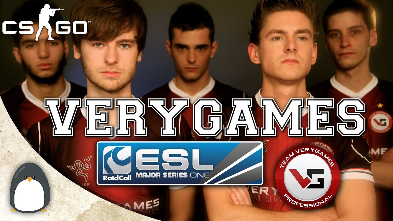 Download CS:GO - VeryGames at EMS One Summer Finals 2013 (By RaidCall)