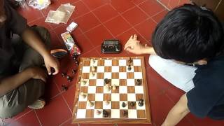 Chess Game Pak Tri Vs Ao Jst Japfa Chess 2017