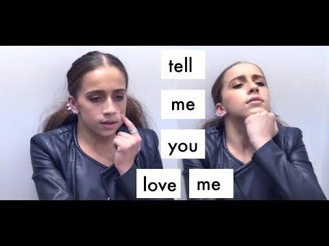 Tell Me You Love Me  Demi Lovato Tate McRae