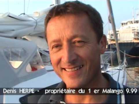 Le 1er Malango 999 d'IDB Marine, Finistère