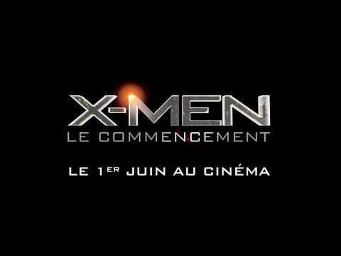 X-MEN: Le Commencement VF poster