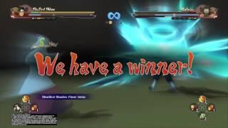 Naruto Shippuden Ultimate Ninja Storm 4 Hashirama Vs Kakuzu