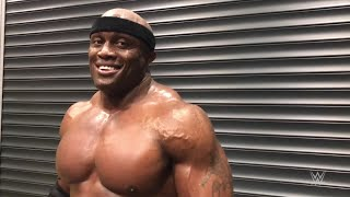 "Lashley in Birmingham: ""I love everything that's going on right now"""