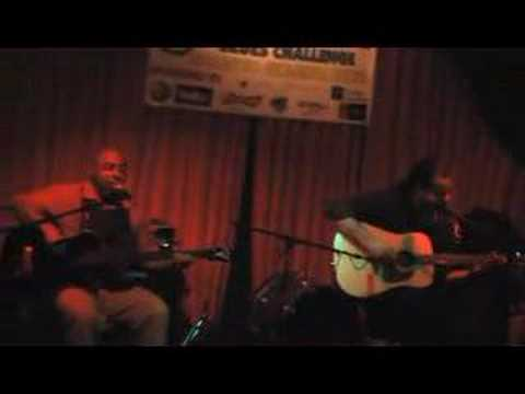 Michael Gough and John Martin