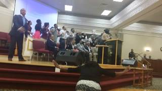 CAMU Youth Conference 2014 - Choir - Spirit (Touch Me One More Time)