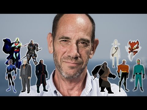 "Voice Showcase - ""Miguel Ferrer"""