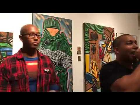 2017 GAAM Charity Art Auction Livestream