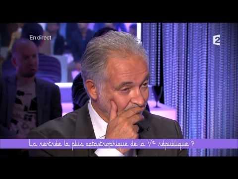 Ce soir ou jamais ! Etienne Chouard sur France 2