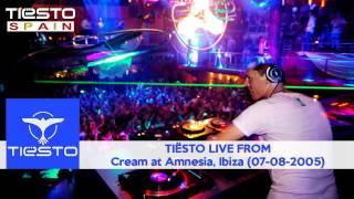 Tiësto - Essential Mix (Live @ Amnesia Ibiza) 2005