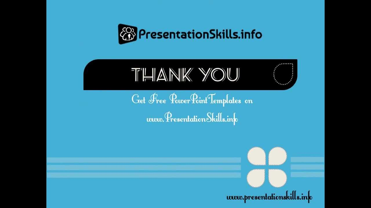 Retro Vintage Powerpoint Template Youtube
