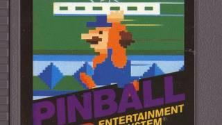 Classic Game Room - NINTENDO PINBALL for NES review
