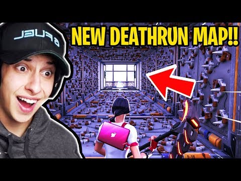 Everyone Failed DeathRun 2.0! (STREAMERS REACT)