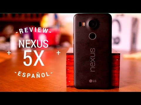 Google Nexus 5X - Review en español
