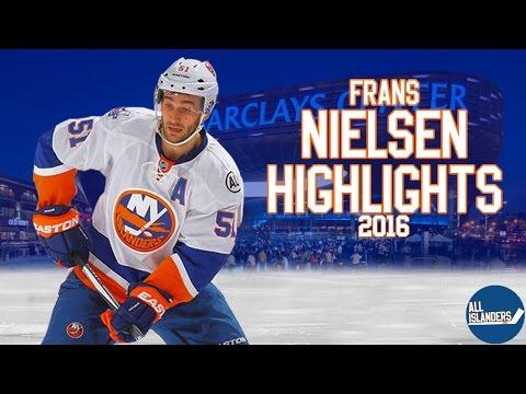 Frans Nielsen 15-16 Highlights