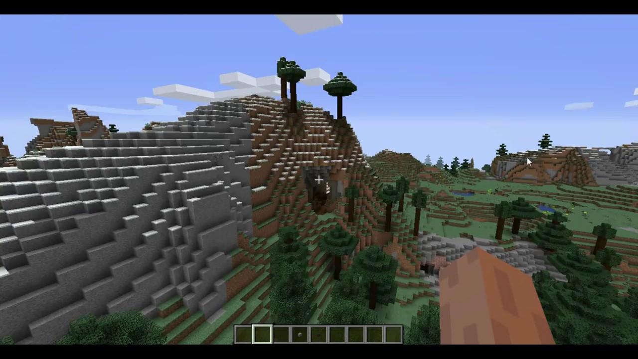 Case Di Montagna Minecraft : Minecraft tour di una casa dentro la montagna youtube
