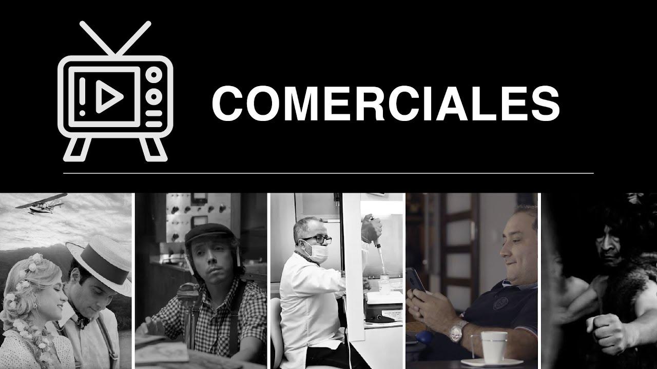 Reel Comerciales - Producciones Cosmovision