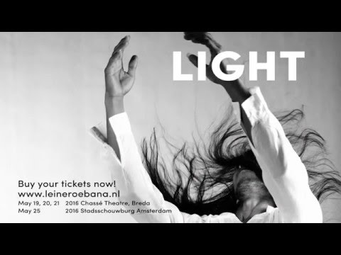 LIGHT by LeineRoebana Dance Company with Kyai Fatahillah