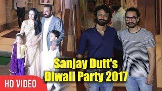 Aamir Khan At Sanjay Dutt