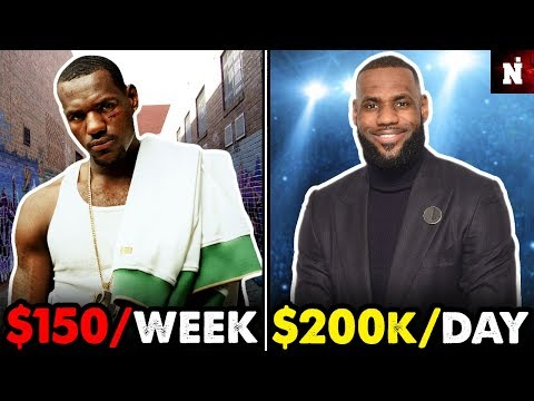 5 NBA Players Who Went From Poverty To Power!