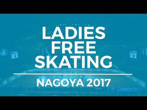 Jr Ladies Awards-ISU JGP Final - - Nagoya 2017