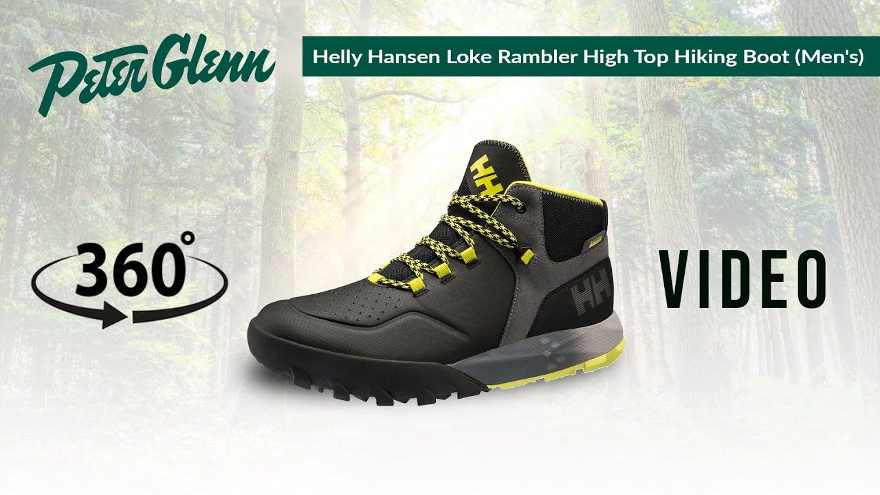 b5d9a31473a66 Helly Hansen Loke Rambler High Top Hiking Boot (Men's) | Peter Glenn