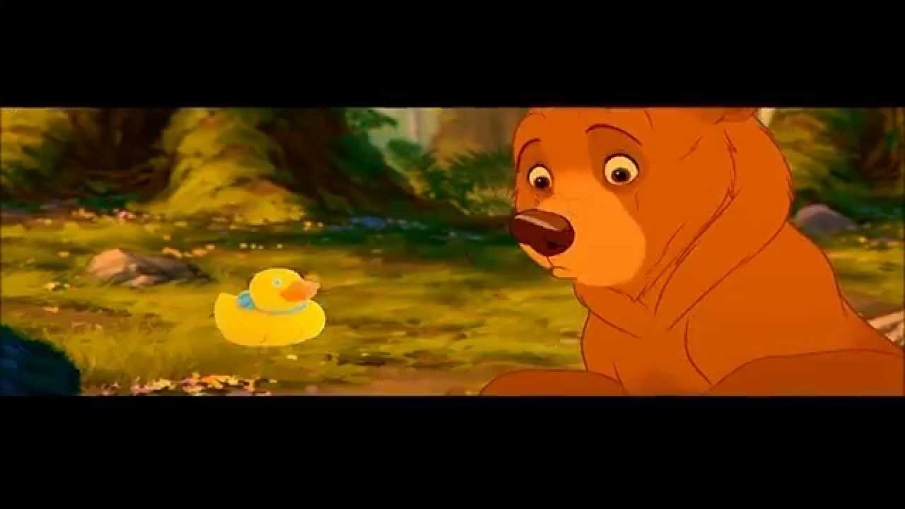 Brother Bear 2003 Koda S Outtakes Youtube
