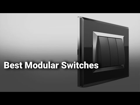 Best Modular Switches In India: Complete List With Features, Price Range & Details - 2019