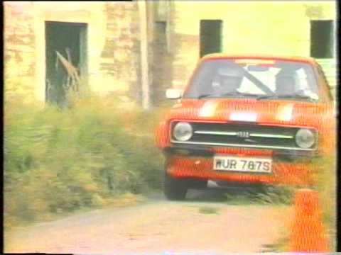 Leukemia stages 17/7/1982 Brian Simpson Rally Part 1