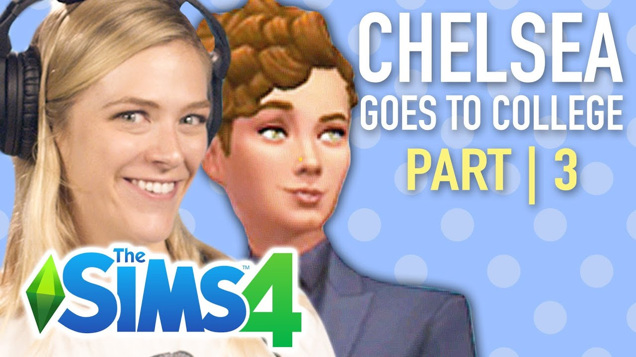 Single Girl's Daughter Joins A Secret Society In College In The Sims 4 | Part 3 thumbnail