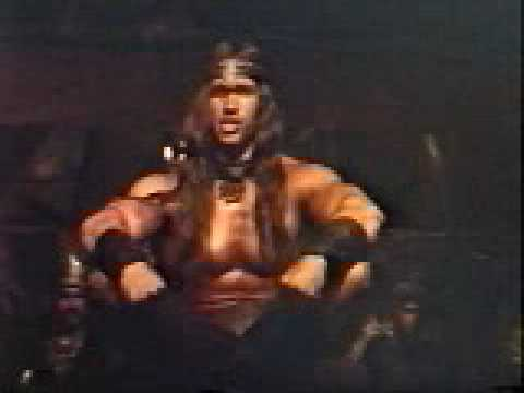 Conan the barbarian with women valuable