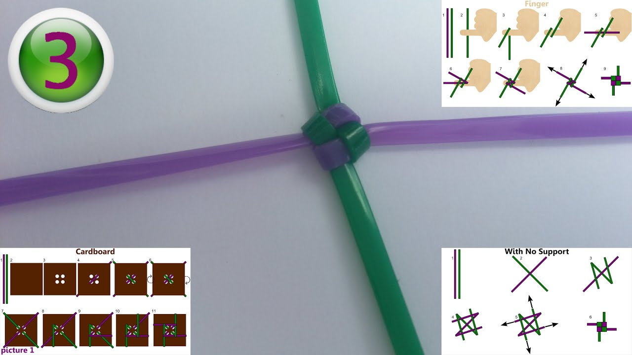 How To Start A Box Stitch Lanyard With 3 Different Optionsincluding Pictures
