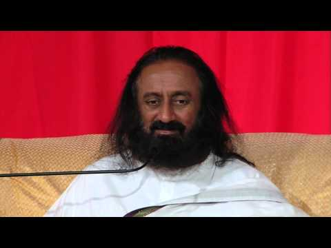 Four ways to deal with anything - Excerpts of a talk by H.H. Sri Sri Ravi Shankar