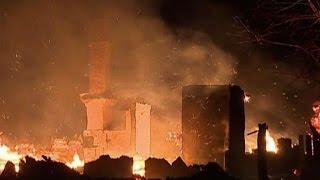 La Siberia meridionale va a fuoco: almeno 17 morti - Nude News