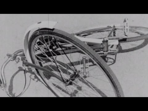 The Ballad of the Battered Bicycle (1947)  BFI National Archive