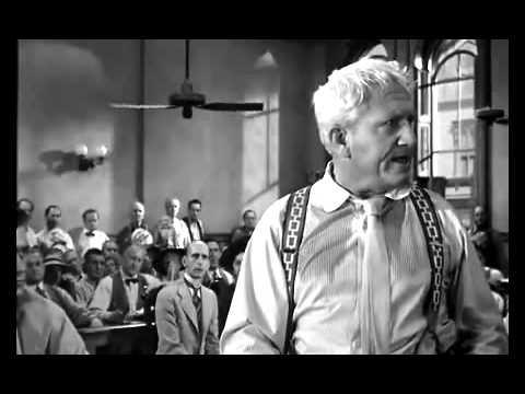Inherit The Wind - Spencer Tracy Speech.flv