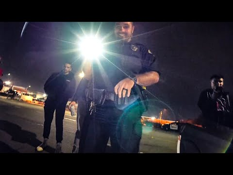 YOU WON'T BELIEVE WHAT POLICE LET US GET AWAY WITH!  *DONUTS*