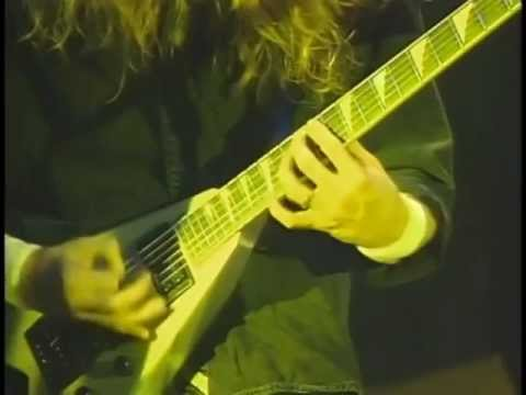 Megadeth - Wake Up Dead - Live - Hammersmith Apollo 1992