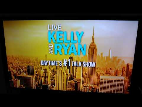 Live With Kelly and Ryan Promo – Kate Beckinsale