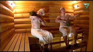 В Перми приступили к строительству новой общественной бани(Общественной бани в Индустриальном районе не было более 20 лет, рассказывает председатель ТОС
