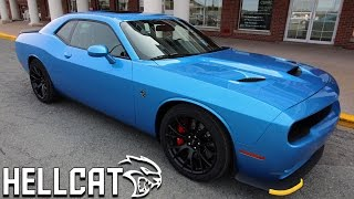 Driving The Hellcat